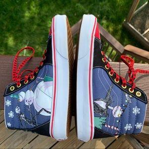 Vans SK8HI Nightmare Before Christmas Shoes 7.5